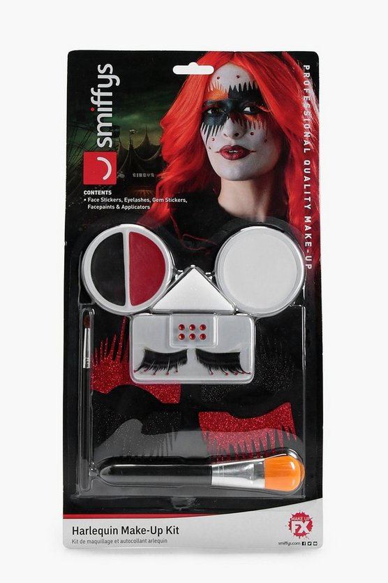 Harley Quinn Make Up Set