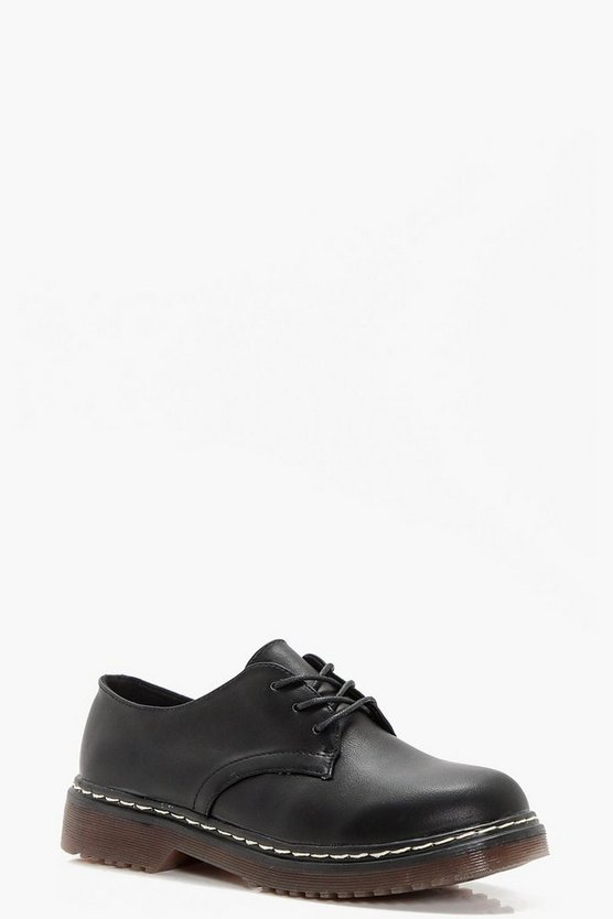 Tabitha Chunky Lace Up Brogue