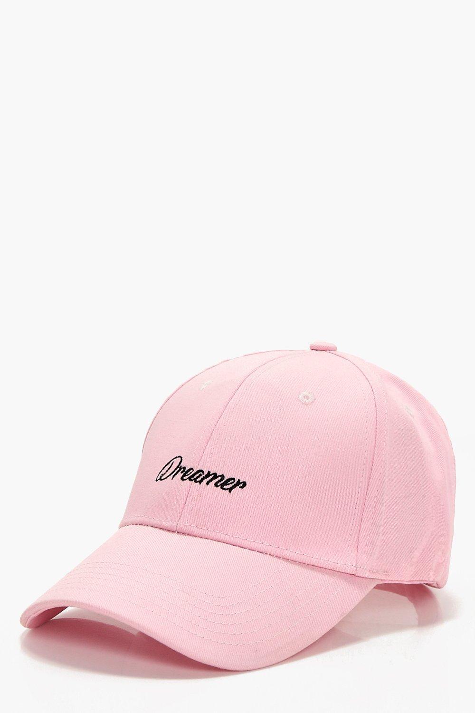 Dreamer Baseball Cap - pink - Lily Dreamer Basebal