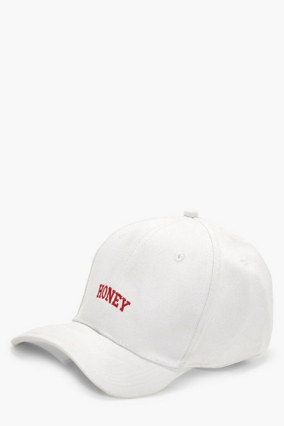 Ella Honey Baseball Cap