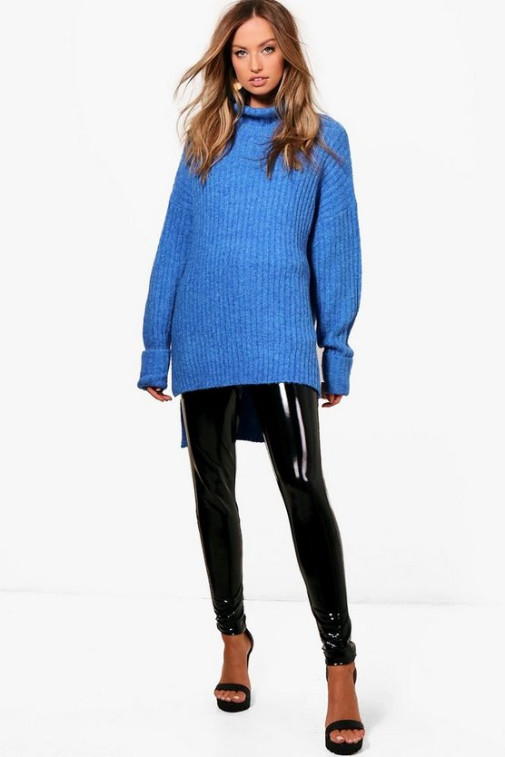 Stephanie Premium Rib Knit Jumper