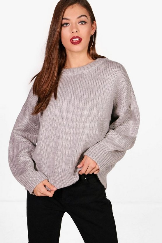 Harriet Oversized Jumper