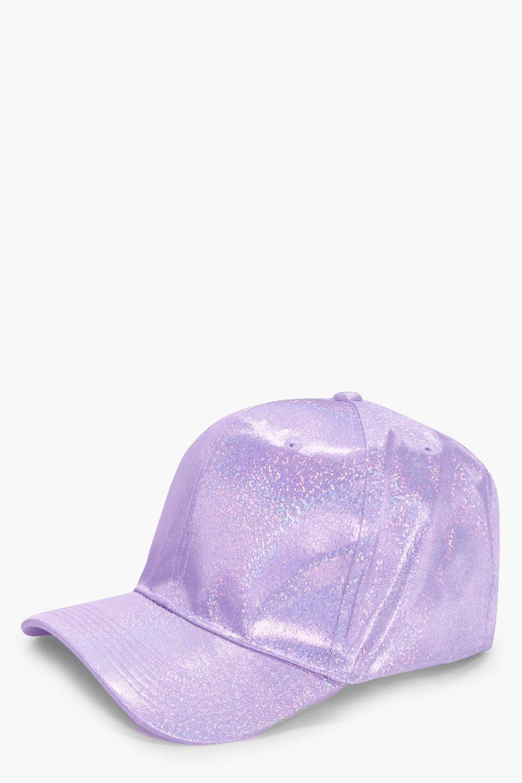 Holographic Unicorn Baseball Cap - lilac - Lizzie