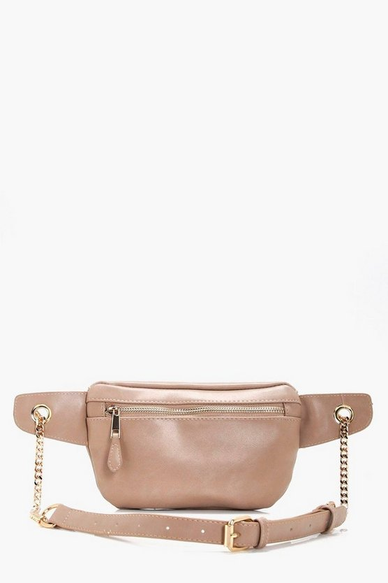 Ellie Chain Detail Bumbag