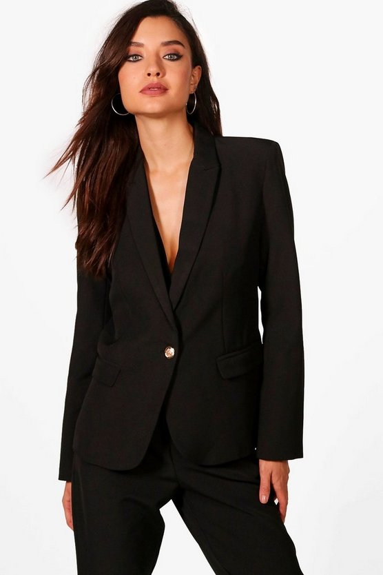 Eva Structured Blazer
