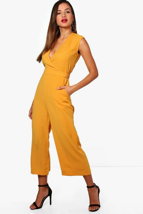 Leah Tailored Jumpsuit