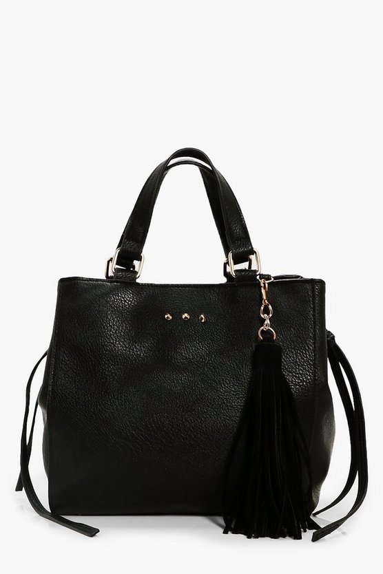 Lucy Large Tassel Daybag