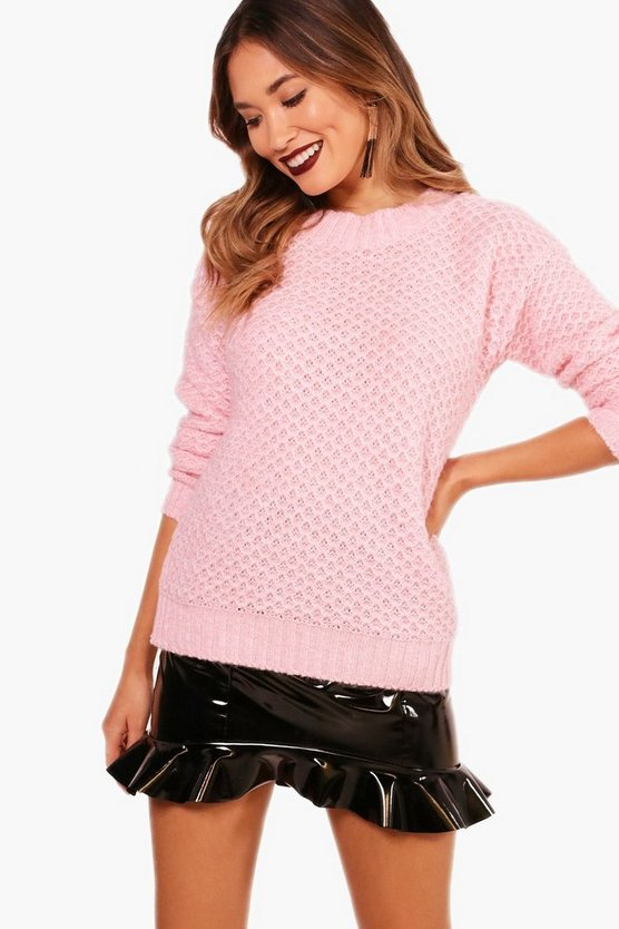 Jasmine Soft Knit Jumper