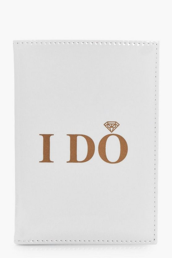 I Do Passport Case