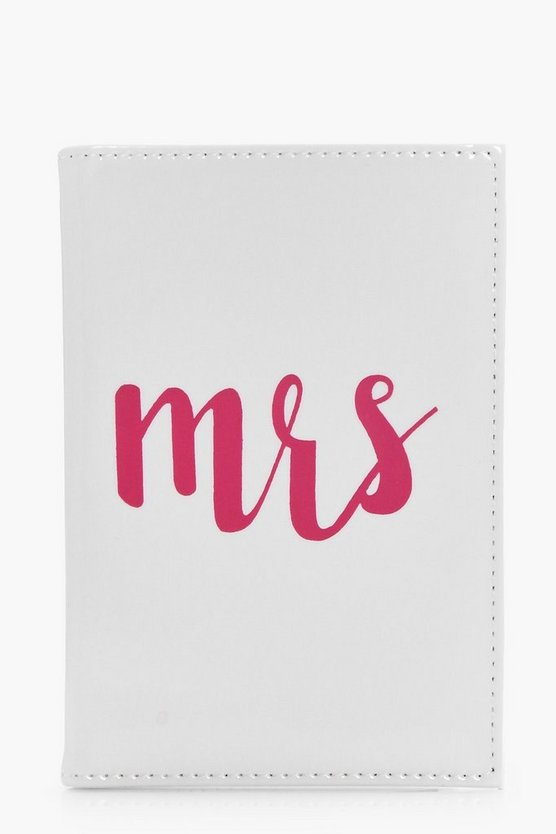 Mrs Passport Case