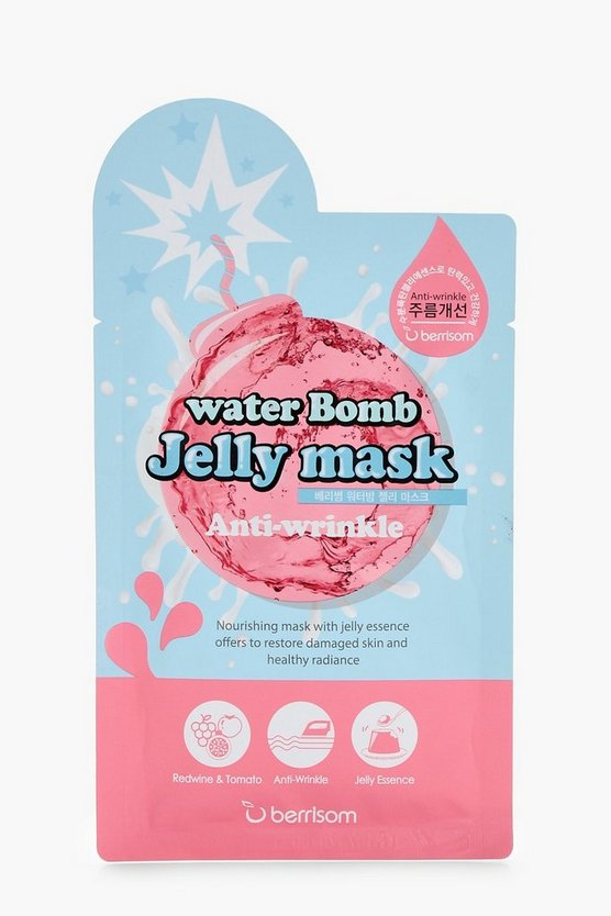 Berrisom Anti Wrinkle Water Bomb Jelly Mask