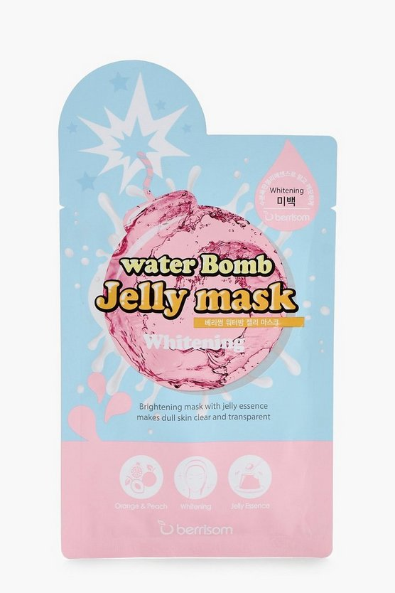 Berrisom Brightening Water Bomb Jelly Mask