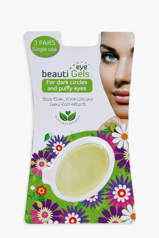 Soothing Eye Patches 3 Pairs