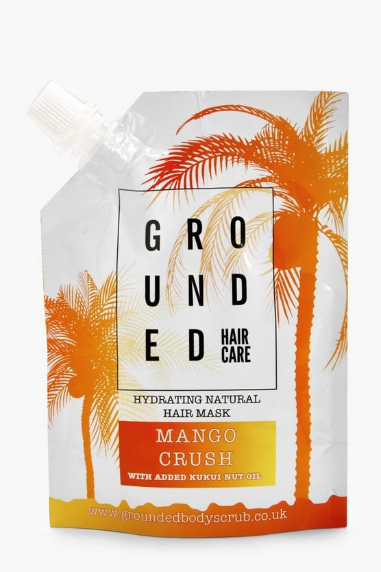Grounded Mango Crush Hair Mask