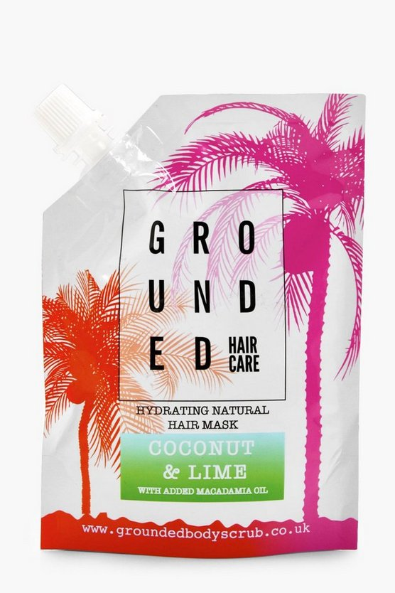 Hair Mask Coconut And Lime
