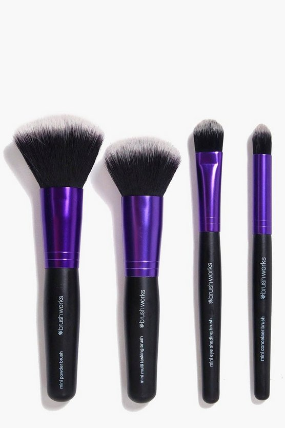 Liquid & Powder Mini Brush Set