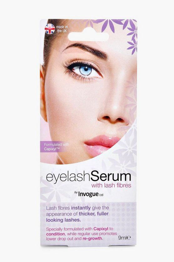 Lash Serum With False Lash Fibres