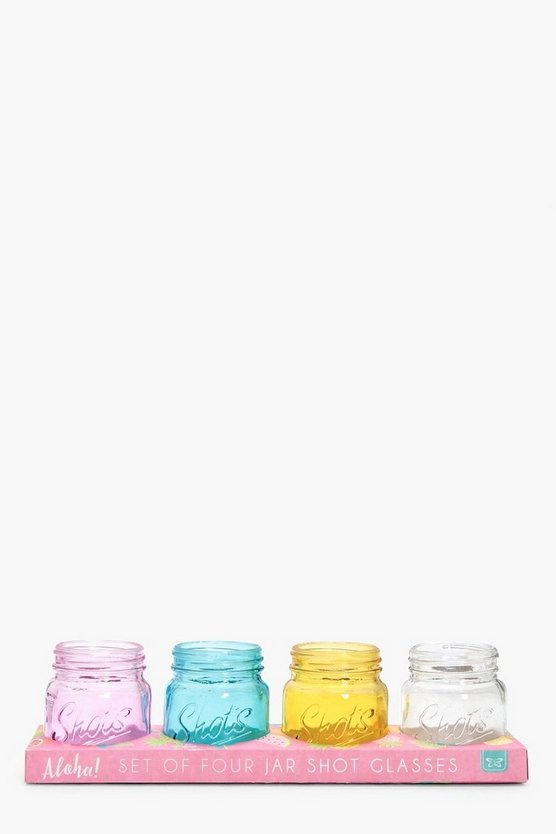 Sara Set Of 4 Shot Glasses