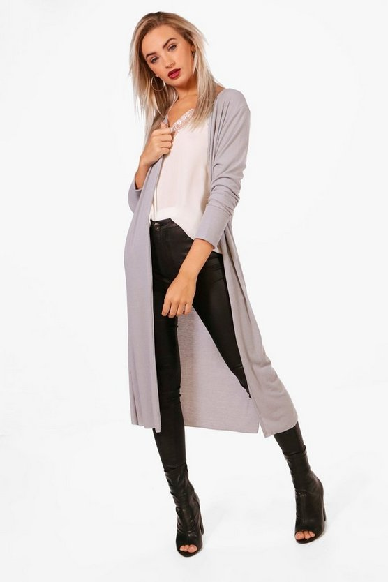Holly Maxi Cardigan