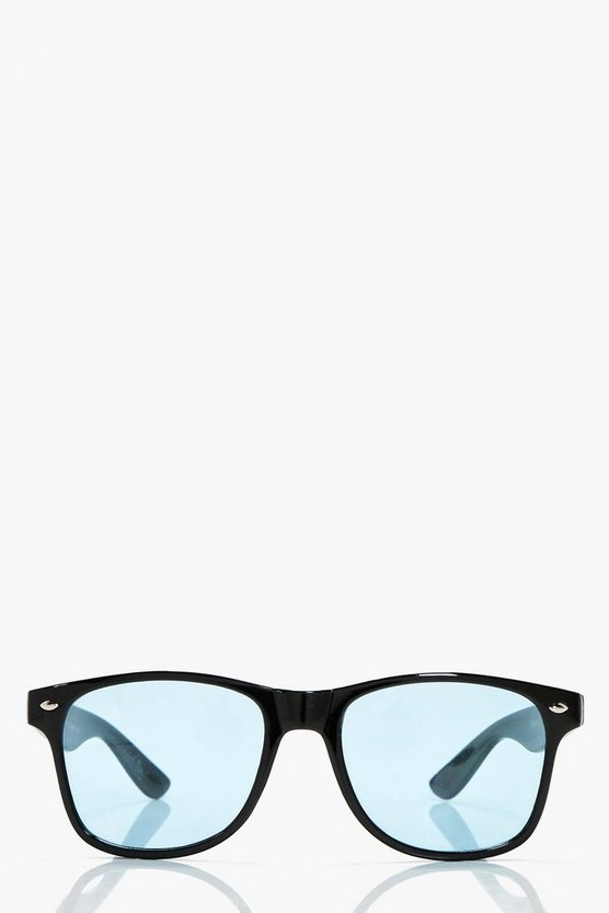 Amy Pastel Lens Retro Sunglasses