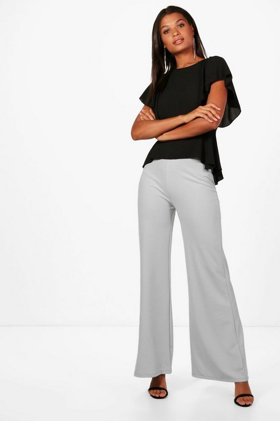 Bronte Wide Leg Tailored Trouser