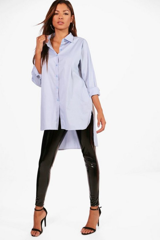 Laura Oversized Shirt