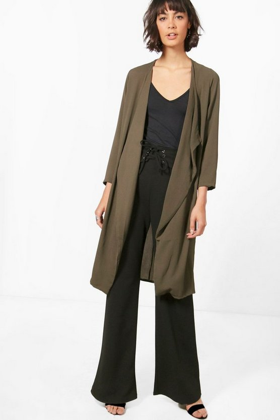Phoebe Waterfall Duster