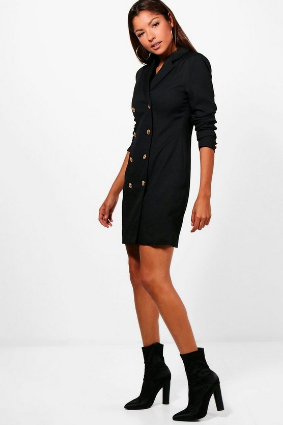 Molly Double Breasted Tailored Dress