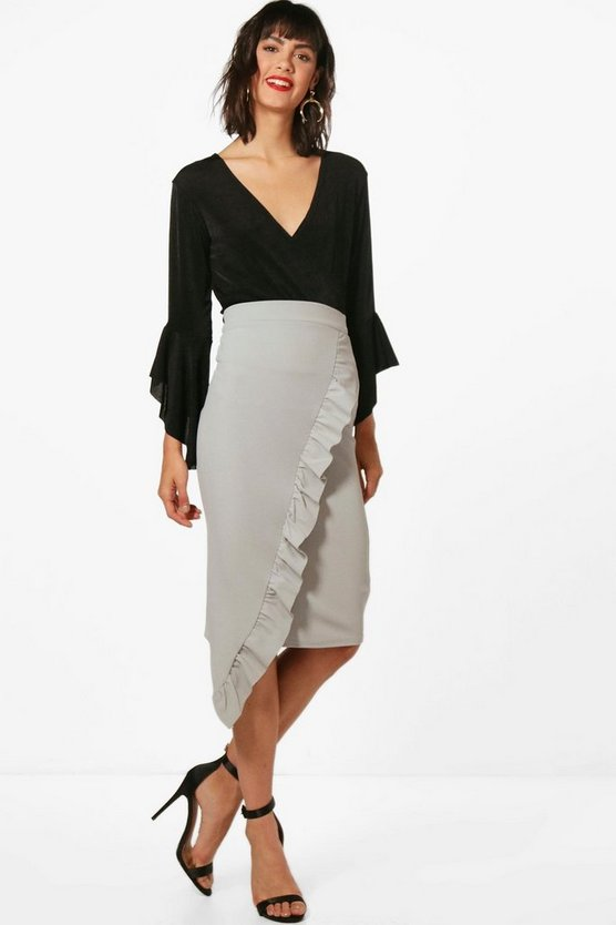 Holly Frill Skirt