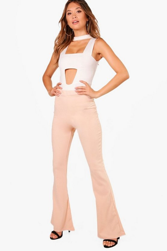 Lily Flare Wide Leg Trouser