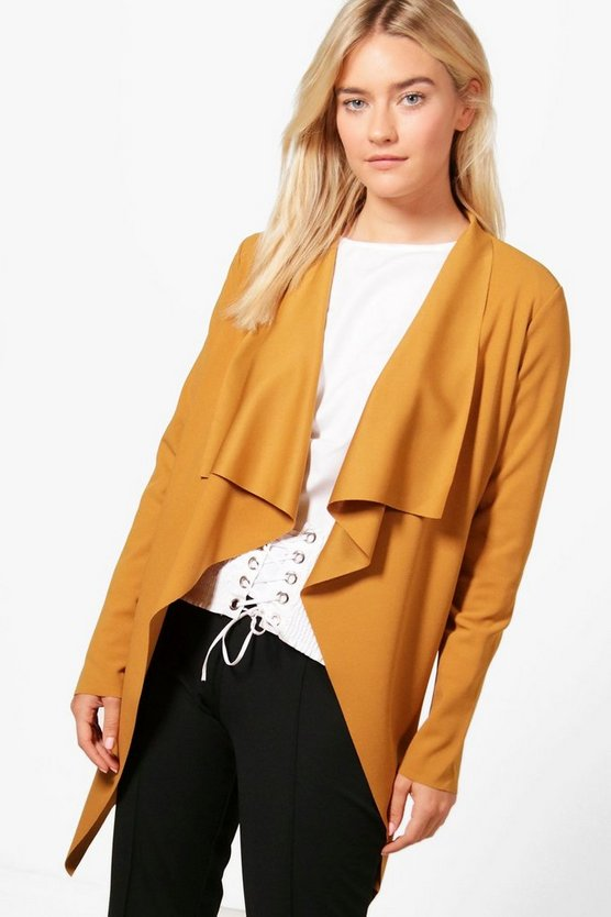 Charlotte Waterfall Duster