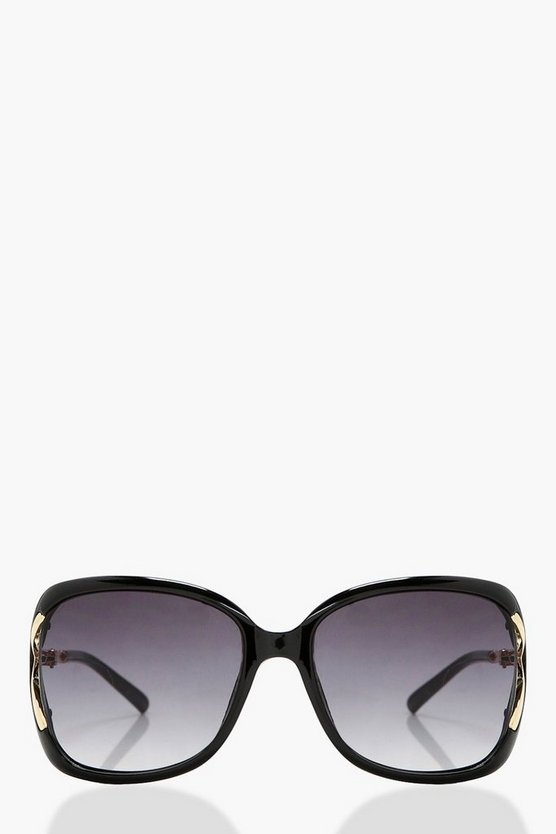 Harriet Large Frame Sunglasses