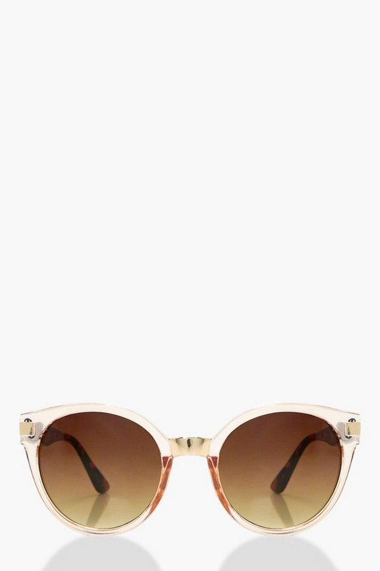 Eleanor Plastic Frame Sunglasses