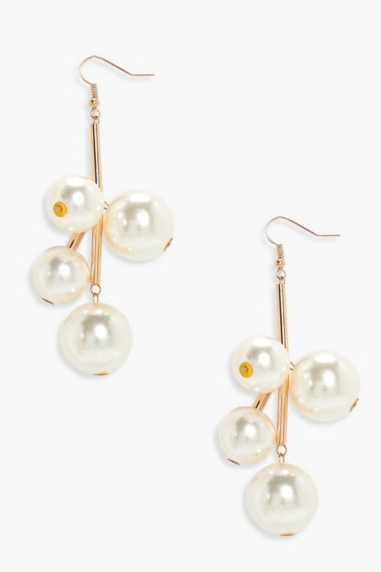 Sophie Pearl Drop Earrings