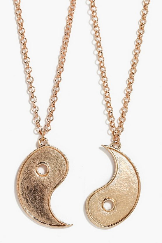 Sofia Yin Yang Necklace Pack