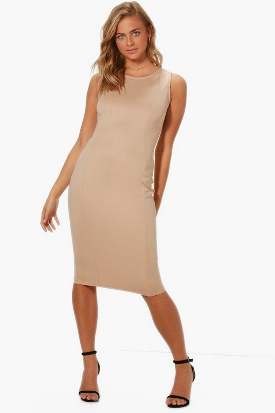 Elizabeth Tailored Midi Dress