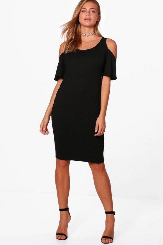 Millie Cold Shoulder Dress