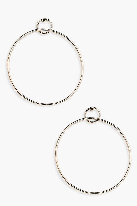 Erin Layered Hoop Earrings