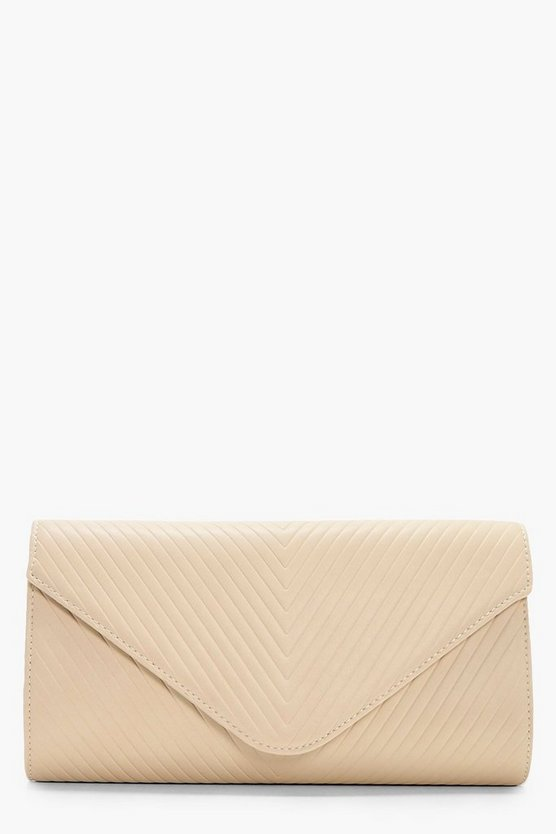 Amy Quilted Clutch