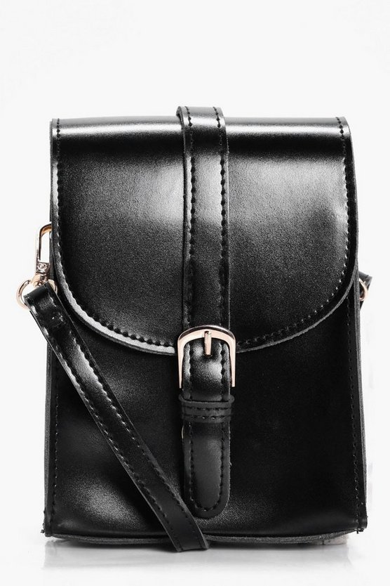 Isabelle Buckle Detail Cross Body