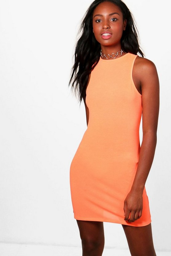 Daniella Sleeveless Bodycon Dress
