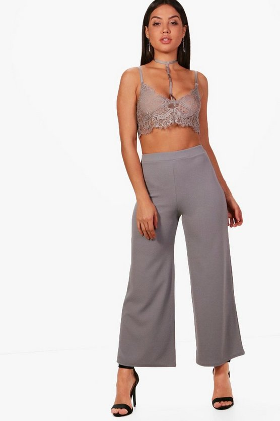 Lucy Lace Bralet & Culotte Co-ord Set