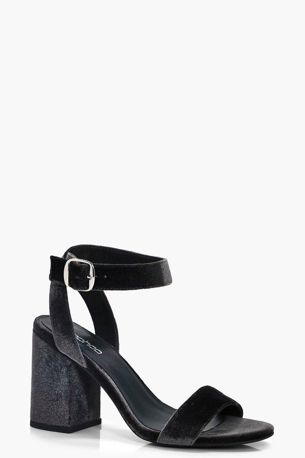 velvet sandals Order tokBD27A