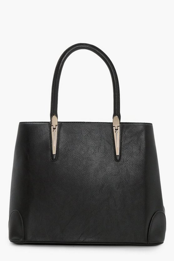 Ella Metal Bar Tote