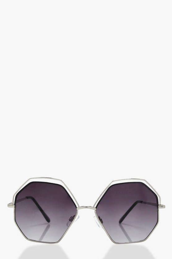 Holly Multi Edge Frame Sunglasses