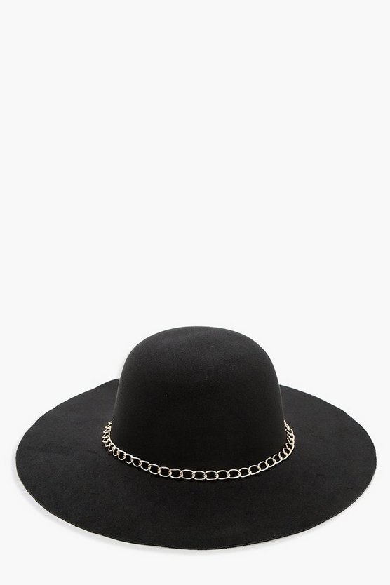 Ellie Chain Floppy Hat