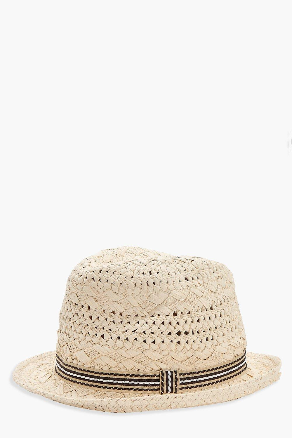 Friendship Bold Straw Hat - cream - Lola Friendshi