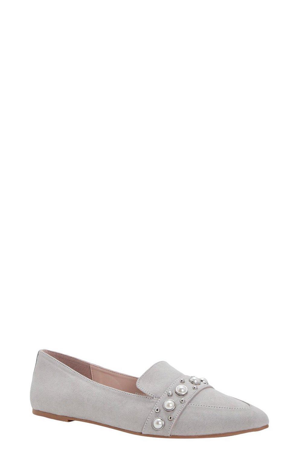 Pearl Detail Slipper Ballet Eastbay Barato Venta Sitio Oficial Comprar Barato Barato Venta Extremadamente Un Aclaramiento Bajo Precio De Envío De Pago eDDfj2XuWm