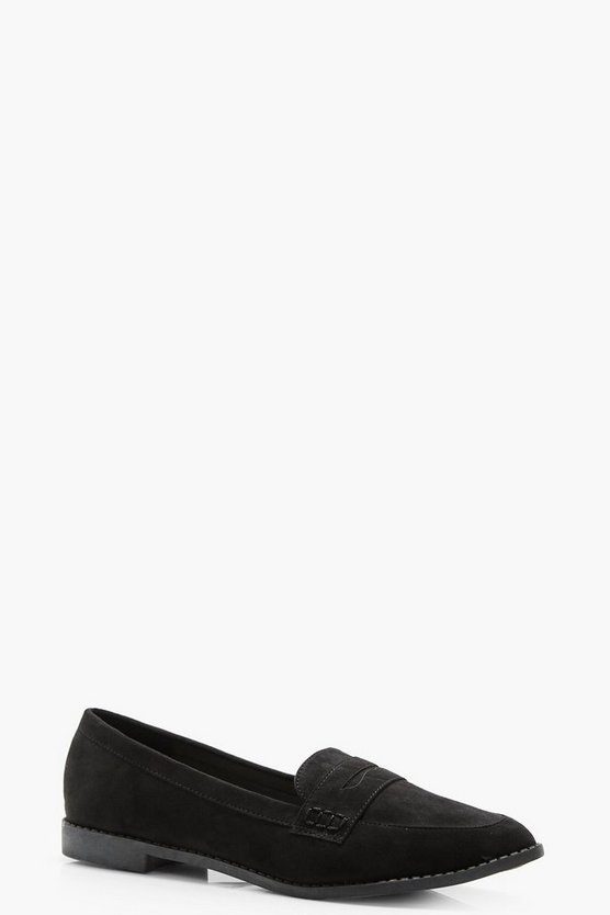 Lucie Flat Loafer