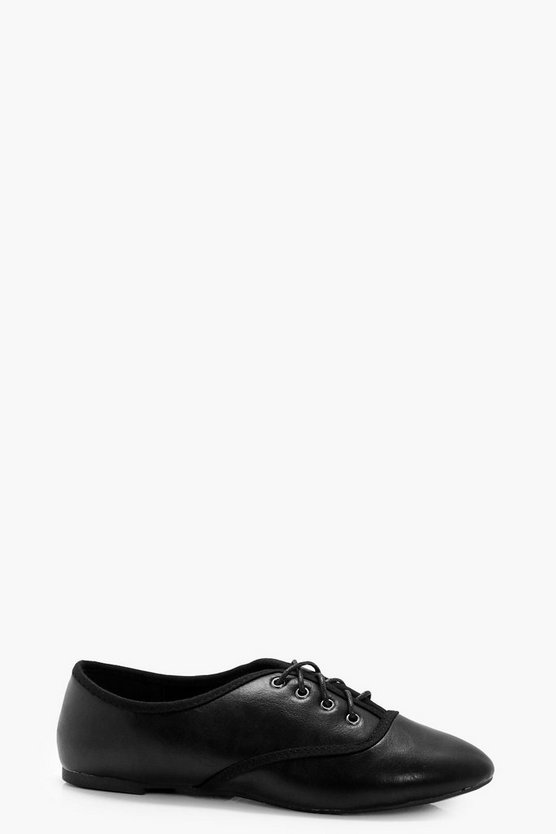 Elise Lace Up Brogue